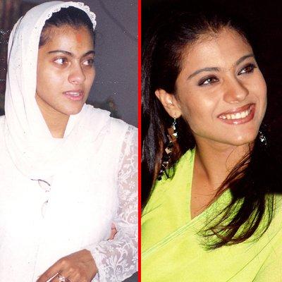 ... bollywood actress without makeup kajol ...